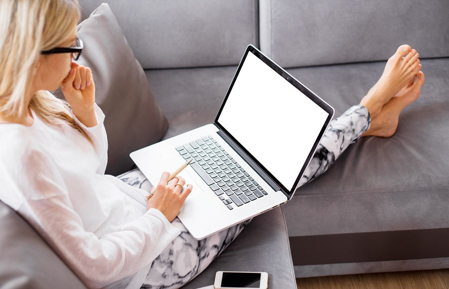 Successful blog writer