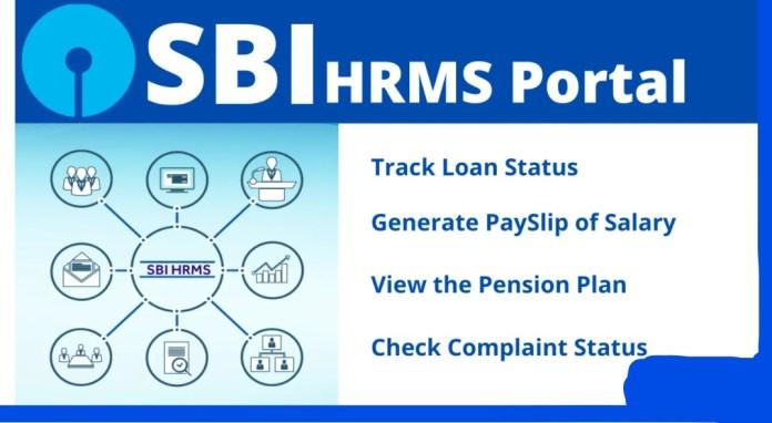 SBI HRMS Login