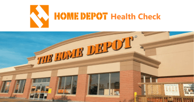 Home Depot Health Check
