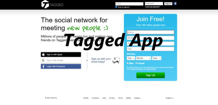 Tagged App