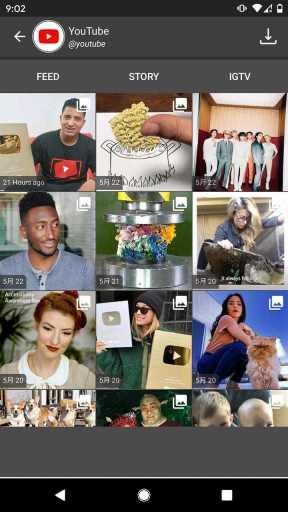 Instagram Story Downloader - Story Saver for Instagram IG照片影片下載