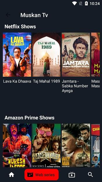 download Muskan Tv for android