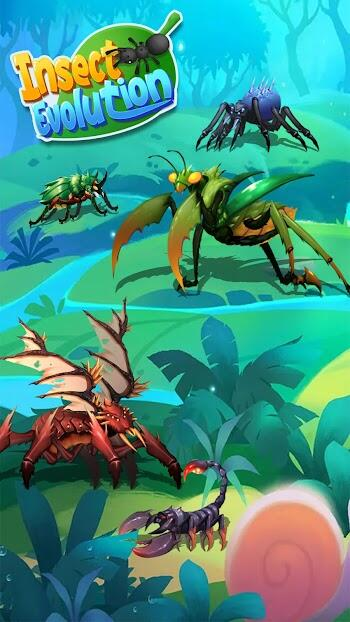 Insect Evolution Mode APK latest version