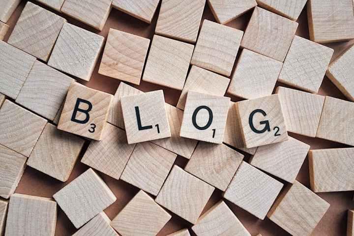 blog website blogging