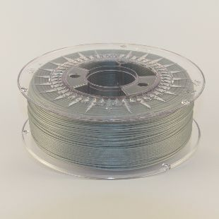 Alcia 3DP Filament PLA 1,75mm Galactic Silver