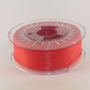 Alcia 3DP Filament PLA 1,75mm Fire Red (Made in Europe)