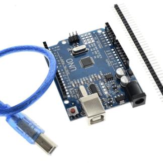 UNO R3 – Arduino UNO Kompatibelt Board med usb kabel