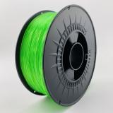 PETG 1,75mm grøn transparent