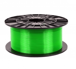 Filament PM transparent grøn PETG