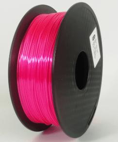 Silk like Pink PLA
