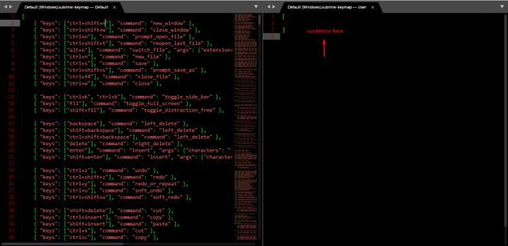 screenshot key