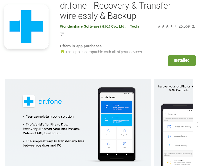 dr.fone app