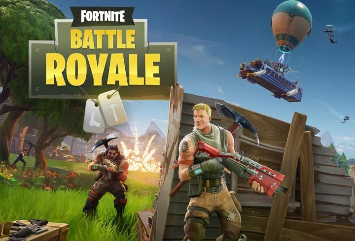 Fortnite Battle Royale games