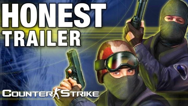 Counter Strike games