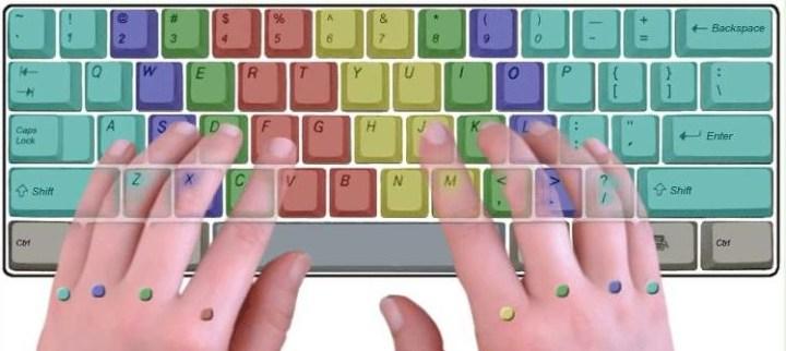 keyboard typing master