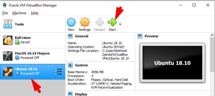 install ubuntu 18.10