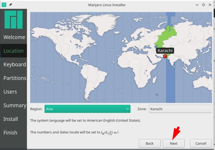 install manjaro linux on virtualbox