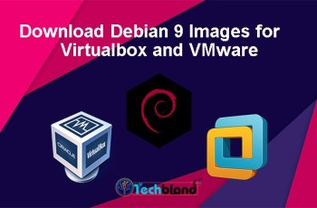 download debian 9 images for virtualbox and vmware