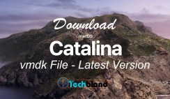 download MacOS Catalina vmdk file