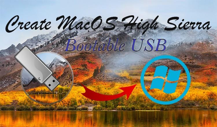 Boot usb program