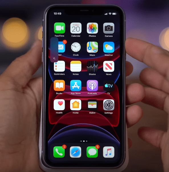 How to Hard reset iPhone 11