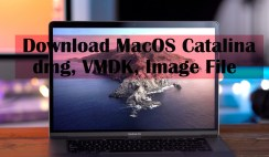 Download MacOS 10.15 Catalina dmg, VMDK, and Image File
