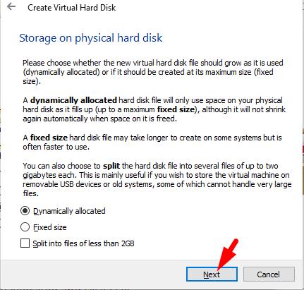 Windows 10 installation in macOS Catalina
