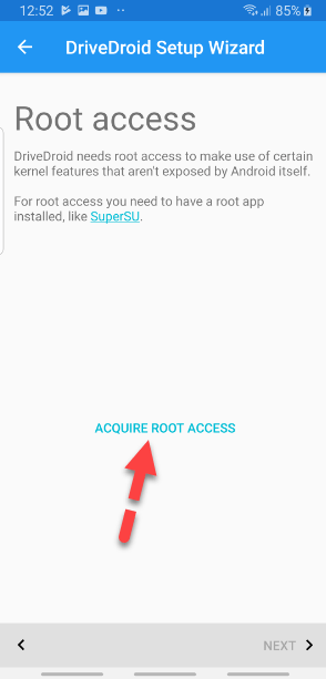 Root Android Devices