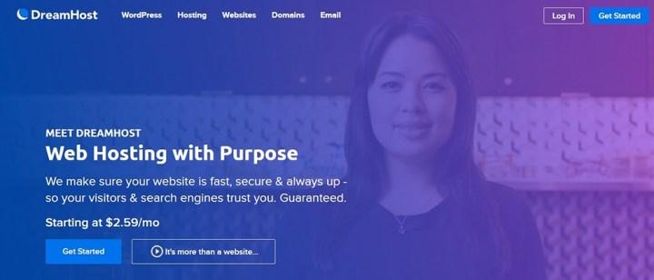 Start Programming Blog with Dream Host