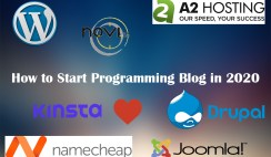 How to Start a Programming Blog in 2020?
