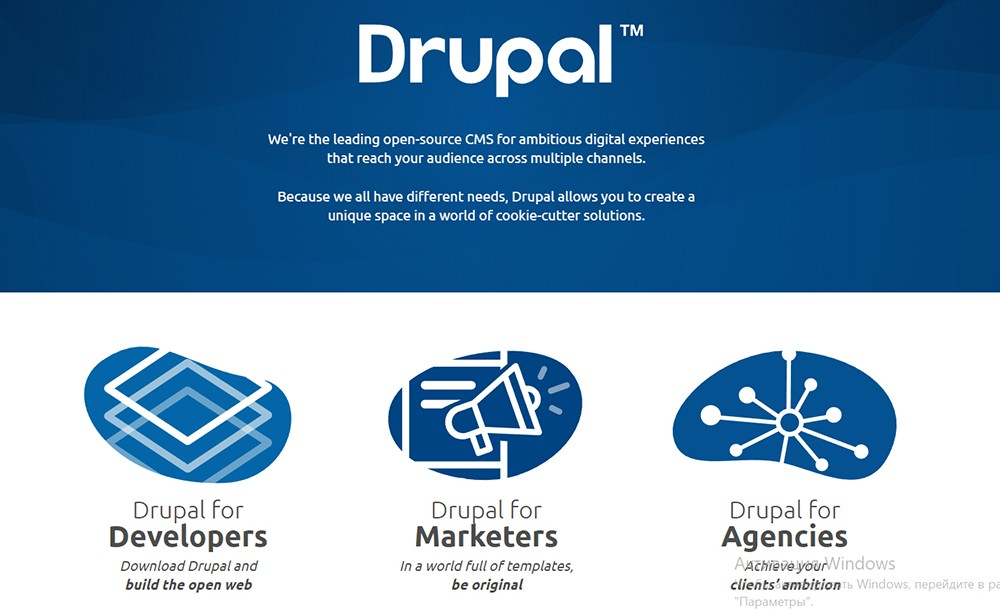Drupal for New Bloggers