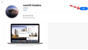 How to Upgrade to MacOS Catalina
