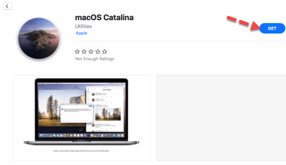 How to Upgrade to MacOS Catalina