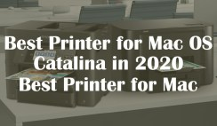 Best Printer for Mac OS Catalina in 2020 - Best Printer for Mac