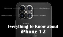 Everything to Know about iPhone 12