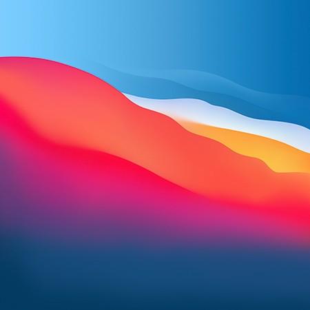macOS Big Sur iPhone Wallpapars