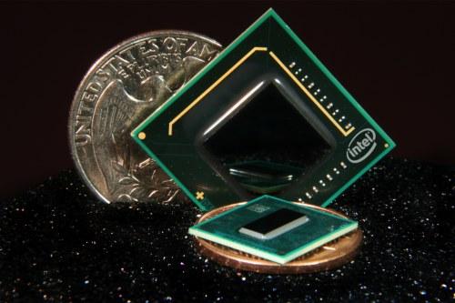 Intel Atom Z550