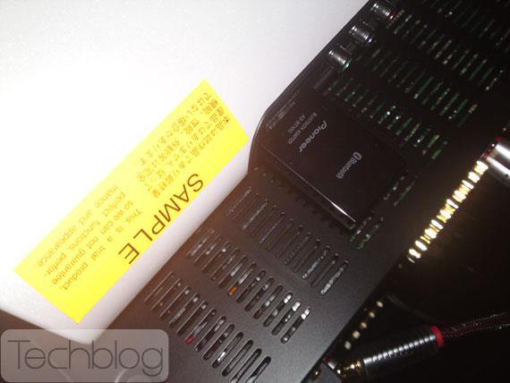 Pioneer XW-NAS5 Bluetooth
