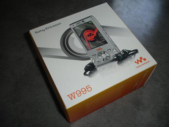 SE W995 win