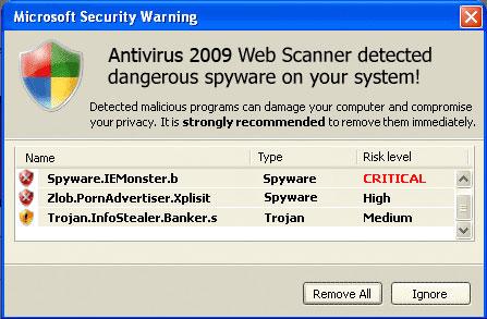 scareware antivirus