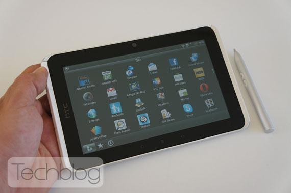 HTC Flayer Techblog.gr