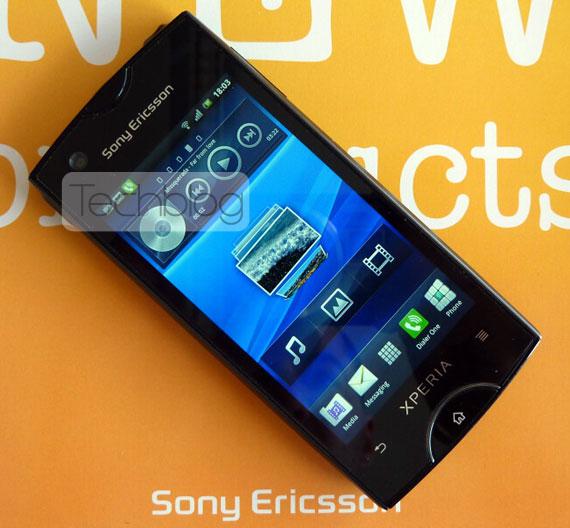 Sony Ericsson ST18i Techblog.gr