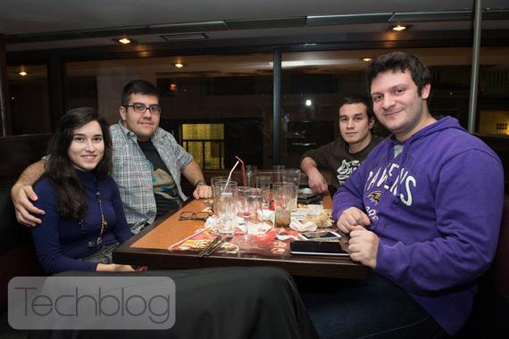 Techblog main event 2013