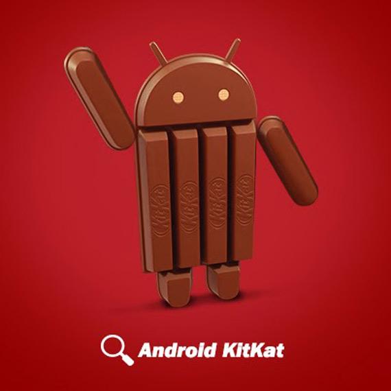 Android 4.4 KitKat Nestle teaser
