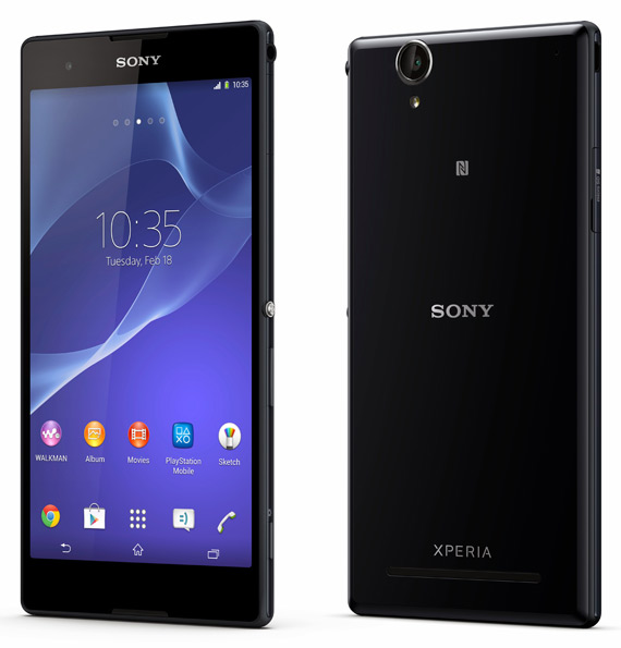 Sony Xperia T2 Ultra revealed
