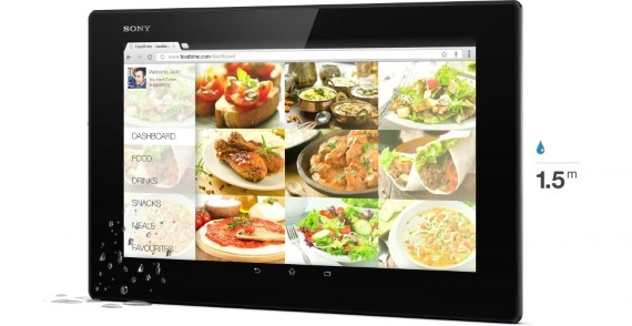 sony xperia z2 tablet official big c