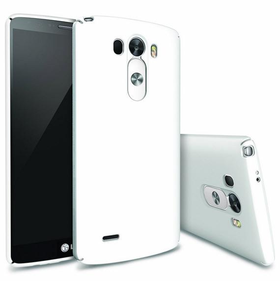 LG G3 case white