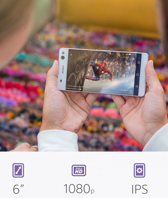 Sony Xperia C5 Ultra official