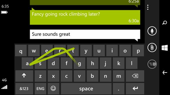 microsoft-Word-Flow-keyboard