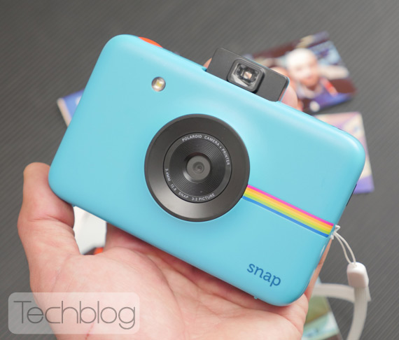 Polaroid Snap hands-on TechblogTV